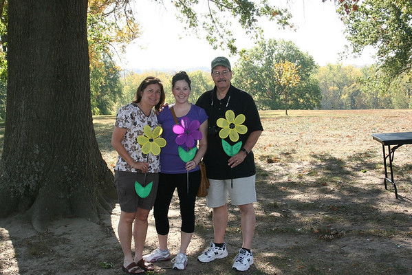 Walk to End Alzheimer's Columbia 2011